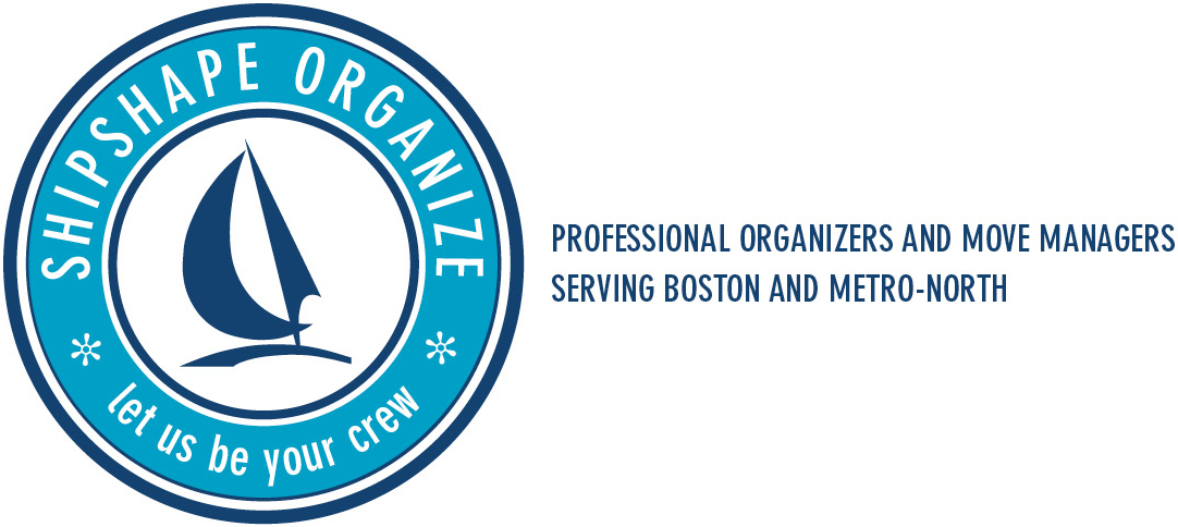 ShipShape Organize Boston